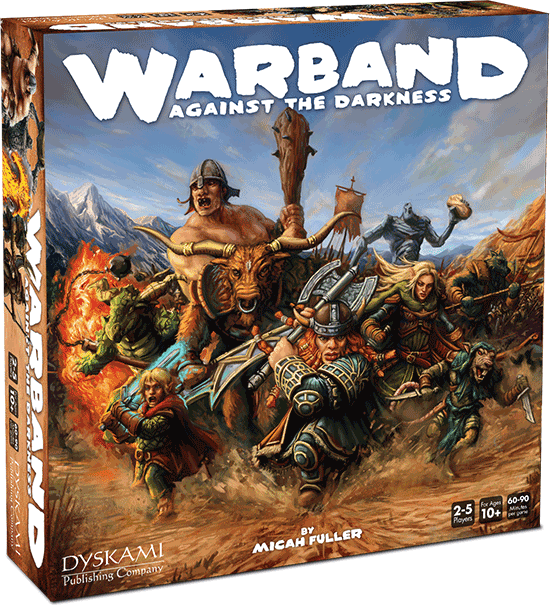 Warband Aainst the Darkness